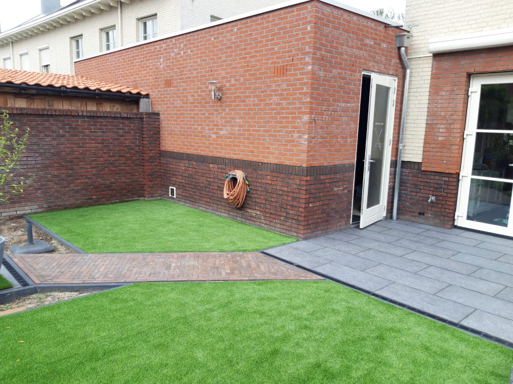 Particuliere tuin